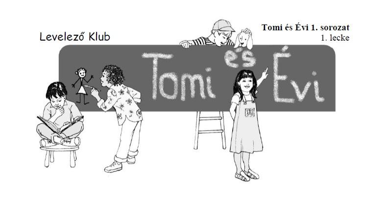Tomi es Evi