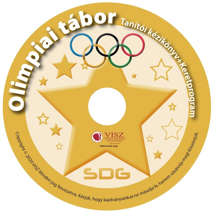 Olipiai tabor 2020 CD