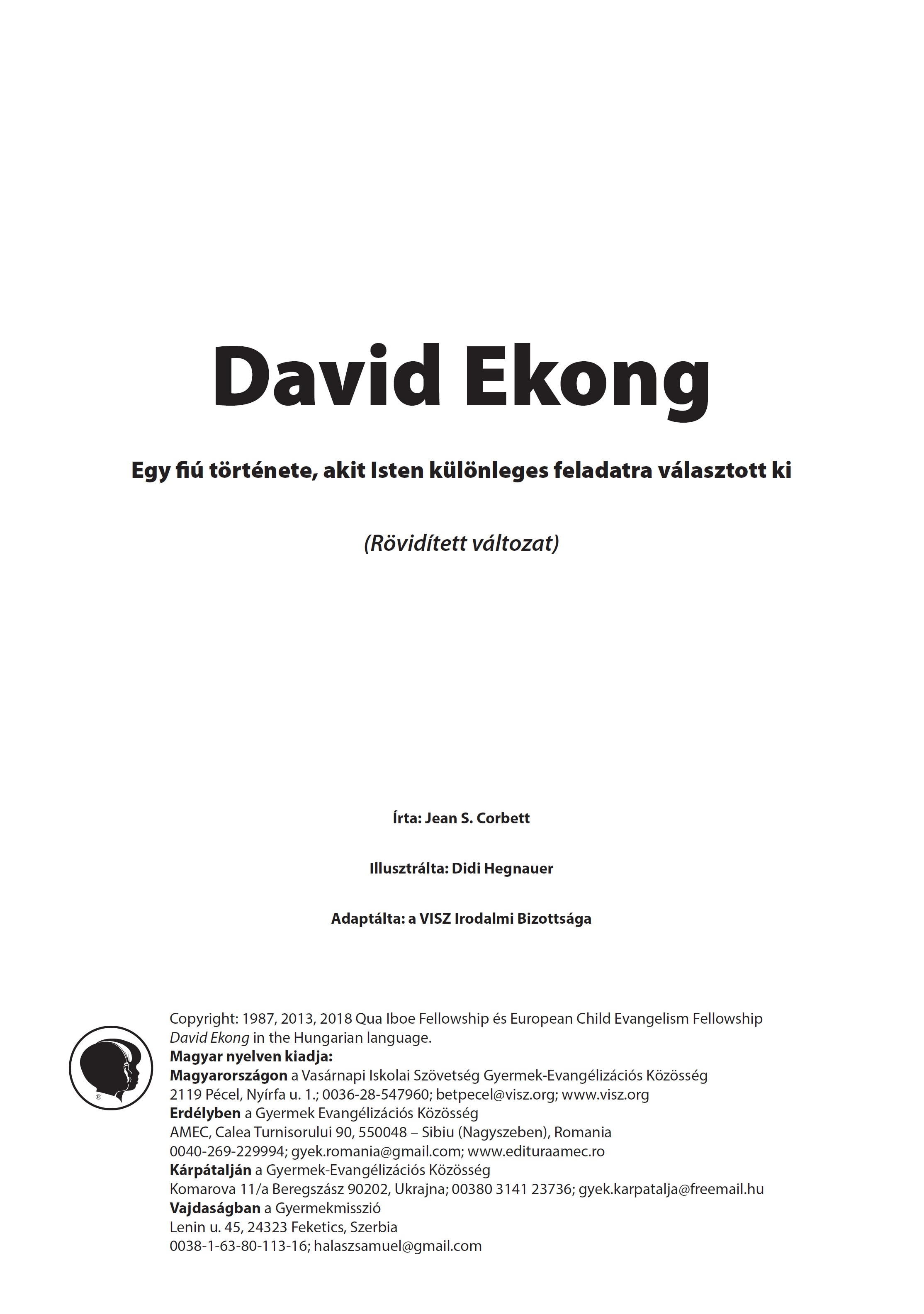 David Ekong szvk