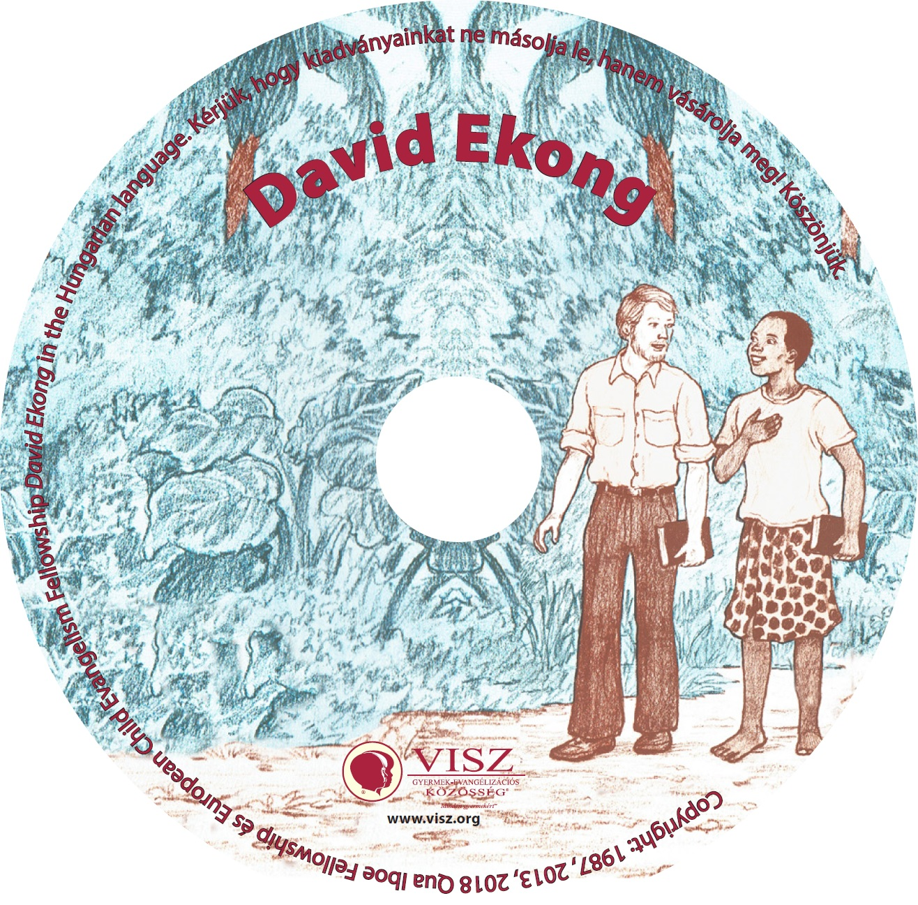 David Ekong CD