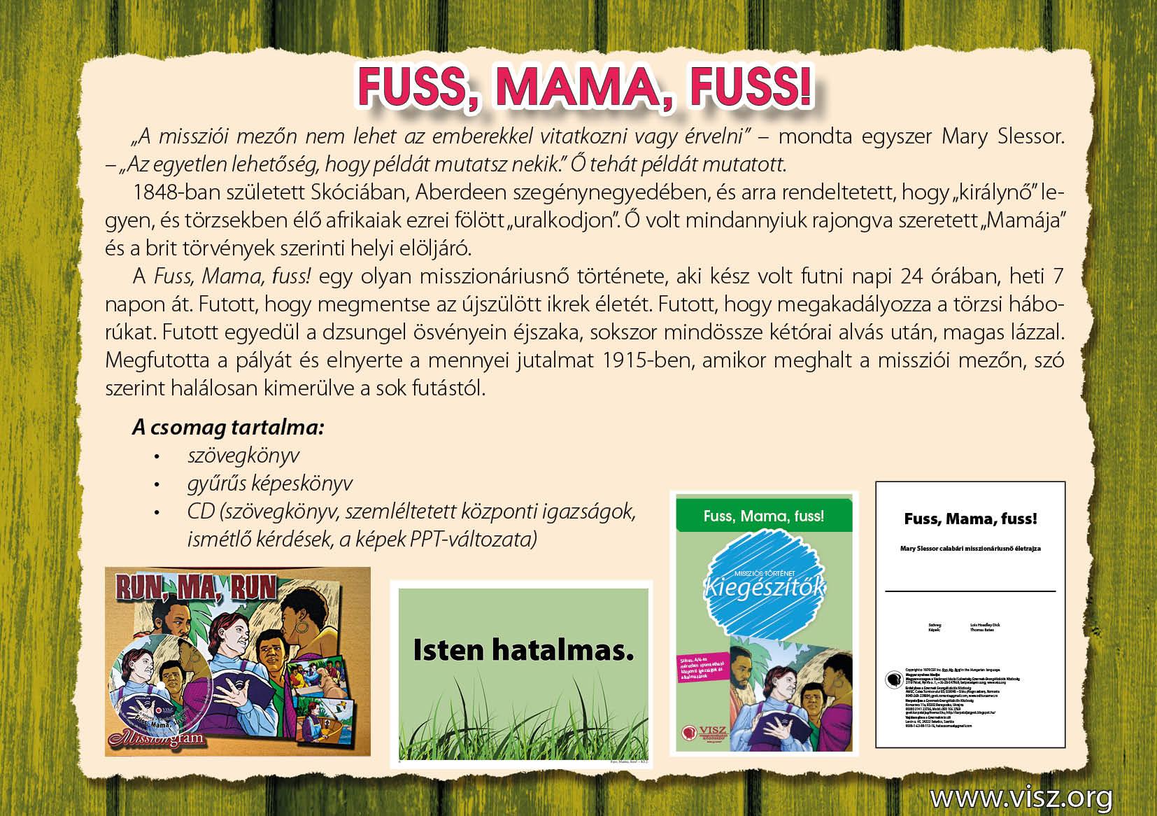 Fuss Mama