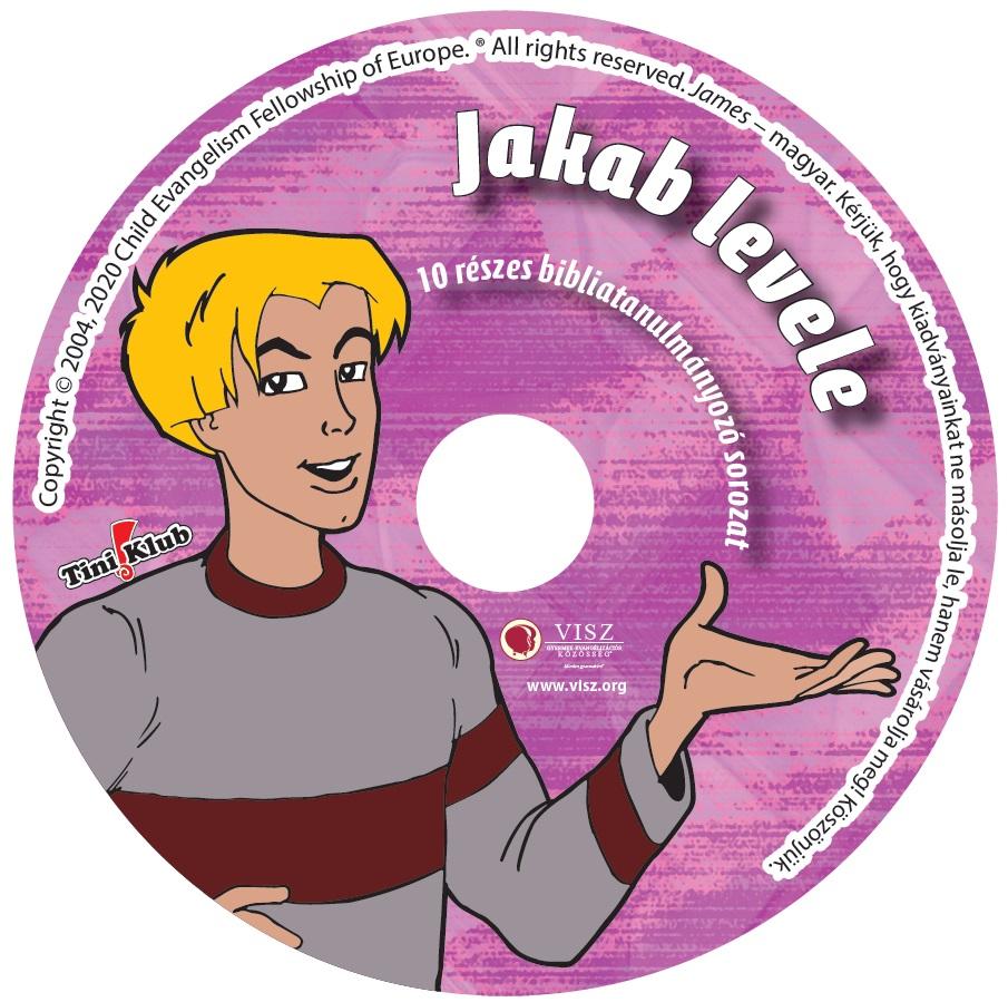 Jakab levele CD