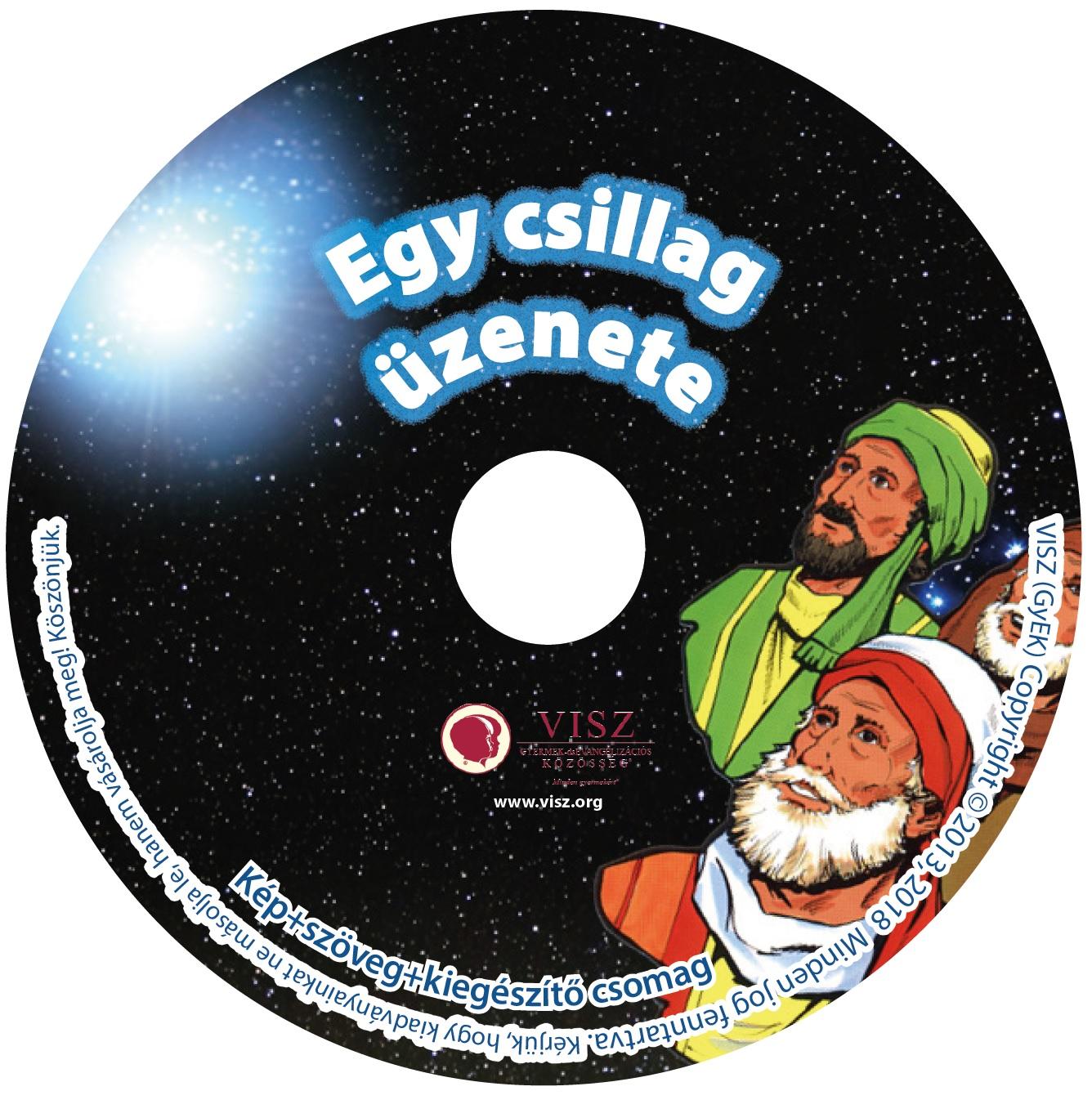 Egy csillag uzenete CD
